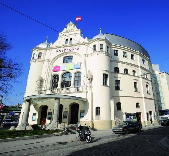 Volksoper Fotos - Volksoper Wien