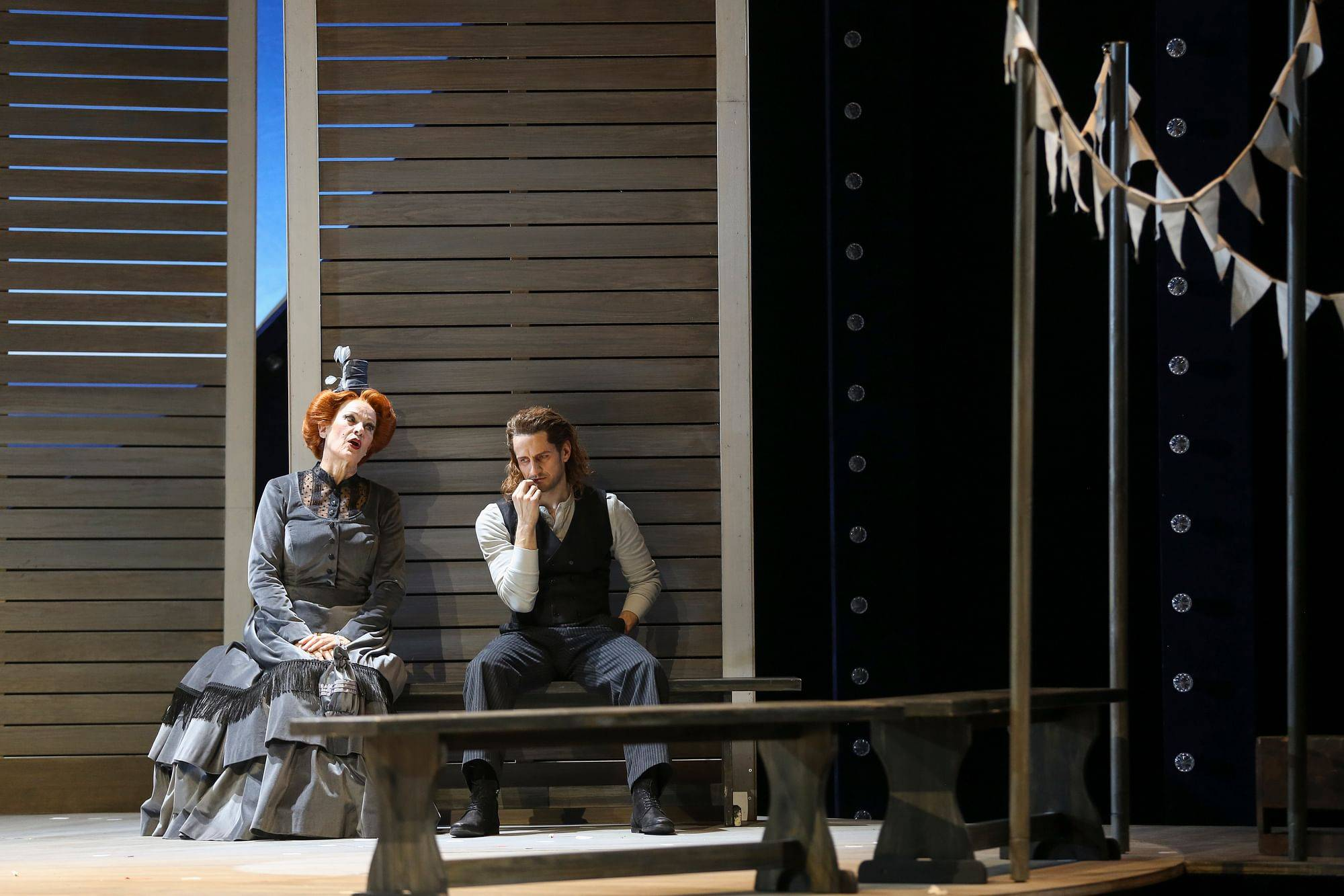 Carousel Musical Von Rodgers Amp Hammerstein Volksoper Wien