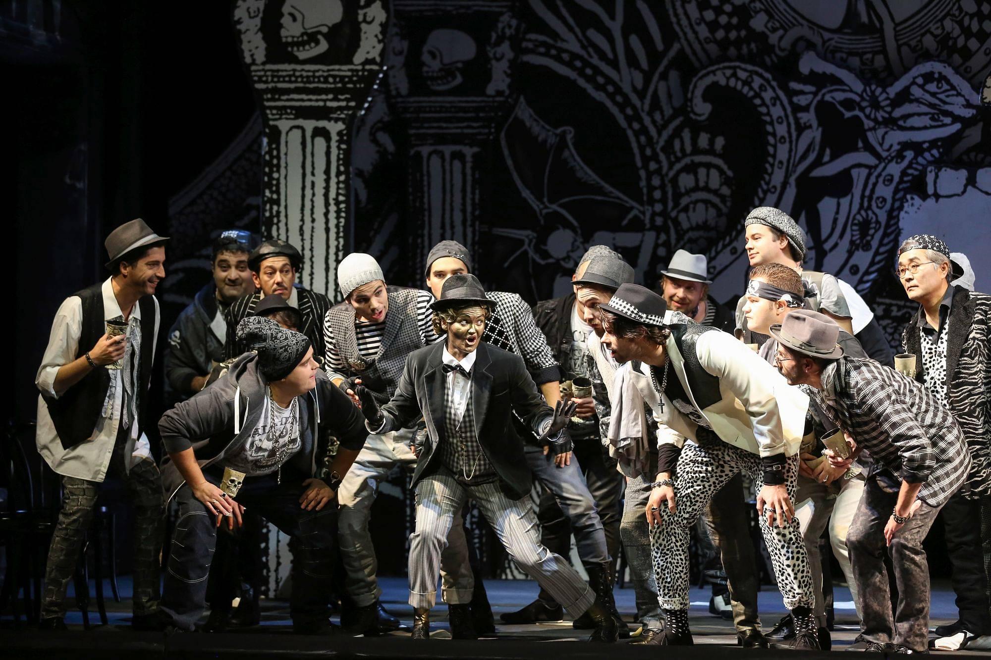 Oper Hoffmanns Erzählungen
